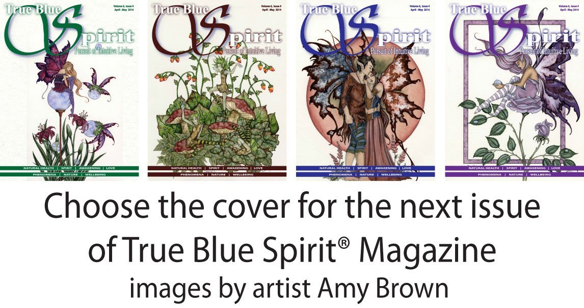 true blue spirit cover selection